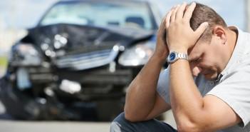 auto ongeval verzekerd met volledige omnium